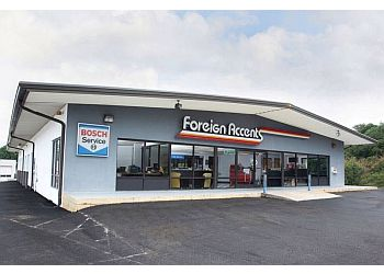 Greensboro car repair shop Foreign Accents