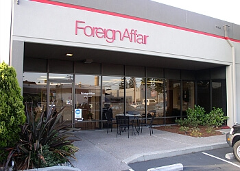 Santa Clara car repair shop Foreign Affair Auto Repair