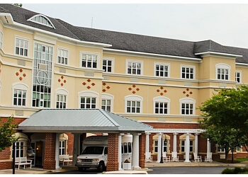 Winston Salem assisted living facility Forest Heights