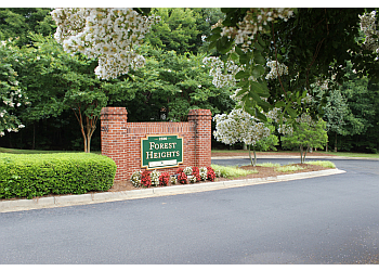 Winston Salem assisted living facility Forest Heights Senior Living Community