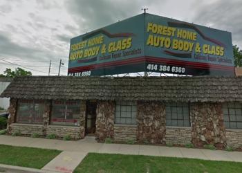 Milwaukee auto body shop Forest Home CARSTAR Auto Body