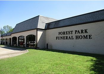 Shreveport funeral home Forest Park Funeral Home