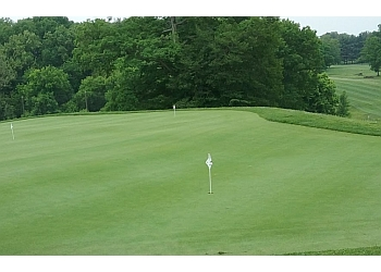 Baltimore golf course Forest Park Golf Course