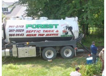 Des Moines septic tank service Forest Septic Tank Services
