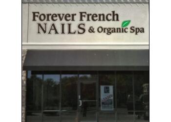 Forever French Nails Organic Spa Wichita Ks
