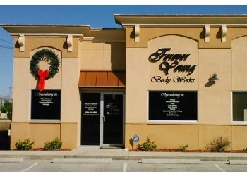 Cape Coral spa Forever Young Bodyworks