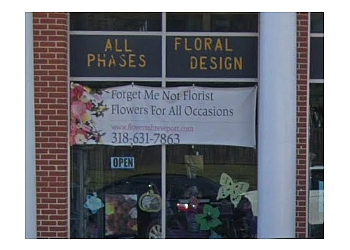 Shreveport florist Forget Me Not Florist