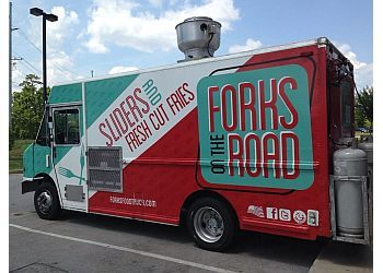 Knoxville food truck Forks on the Road