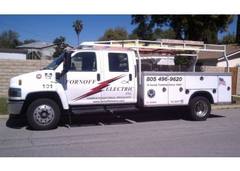 Thousand Oaks electrician Fornoff Electric Inc.