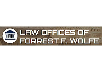 Ontario estate planning lawyer Forrest F Wolfe Law Offices