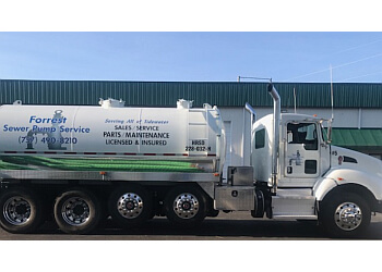 Virginia Beach septic tank service Forrest Sewer Pump Service