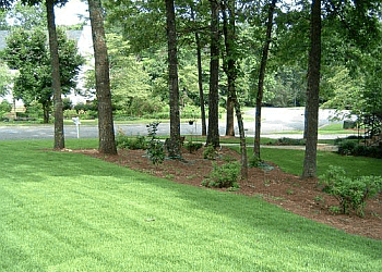 Fayetteville landscaping company Forrest's Landscaping & Lawn Care