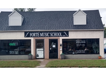 Toledo music school Forté Music School LLC