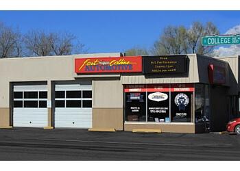 Fort Collins car repair shop Fort Collins Muffler & Automotive
