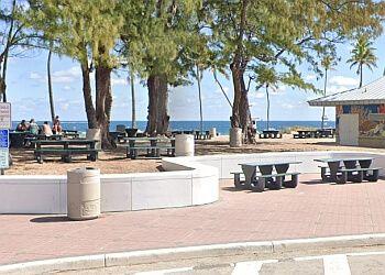 Fort Lauderdale public park Fort Lauderdale Beach Park