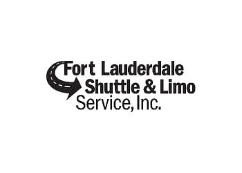 Fort Lauderdale limo service Fort Lauderdale Shuttle & Limo Service Inc.