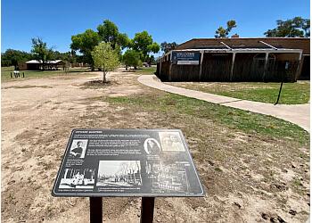Tucson landmark Fort Lowell Museum