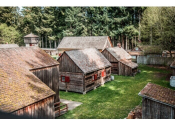 Tacoma landmark Fort Nisqually Living History Museum