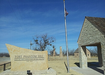 Abilene landmark Fort Phantom Hill