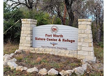 Fort Worth hiking trail Fort Worth Nature Center & Refuge