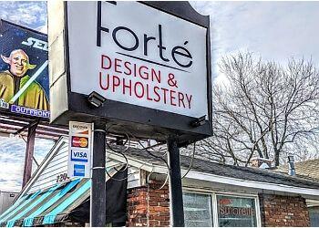 Kansas City upholstery Forte Design & Upholstery
