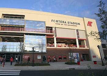 Clarksville places to see Fortera Stadium
