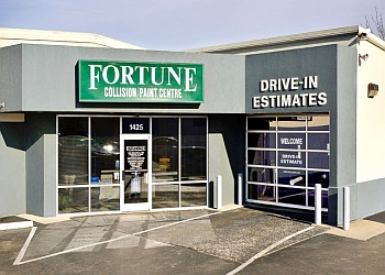 Lexington auto body shop Fortune Collision Centre