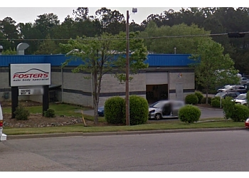 Raleigh auto body shop Foster's Collision