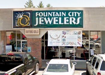 Knoxville jewelry Fountain City Jewelers