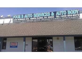 Santa Clara car repair shop Four B Auto Services