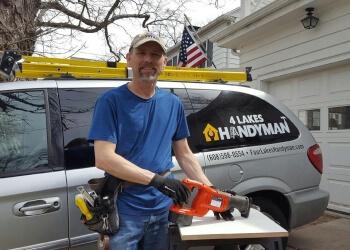 Madison handyman FOUR LAKES HANDYMAN, LLC.