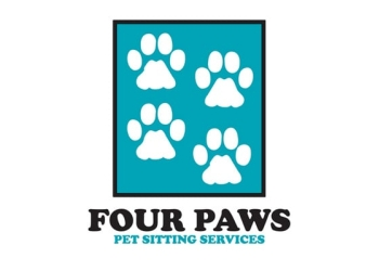 Raleigh dog walker Four Paws Pet Sitting Services, LLC