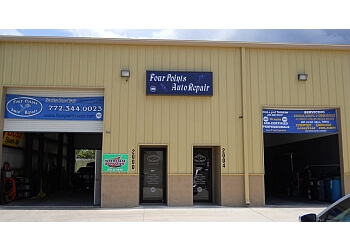 Port St Lucie car repair shop Four Points Auto Repair