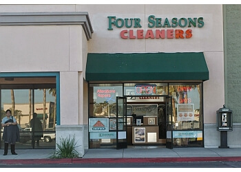 Oxnard dry cleaner Four Seasons Cleaners