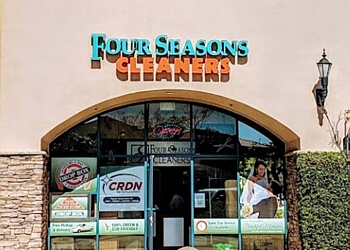 Ventura dry cleaner Four Seasons Cleaners