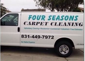 Salinas carpet cleaner Four Seasons Cleaning Service