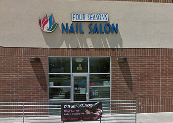 3 best nail salons in salt lake city ut threebestrated for 4 seasons nail salon