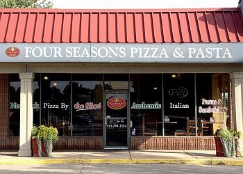 Olathe italian restaurant Four Seasons Pizza & Pasta