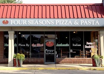 Olathe italian restaurant Four Seasons Pizza & Pasta