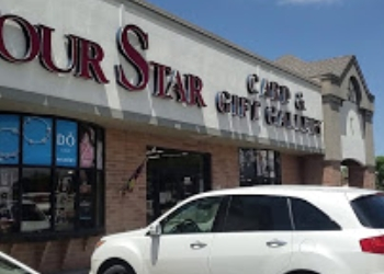 Lincoln gift shop Four Star Card & Gift Gallery