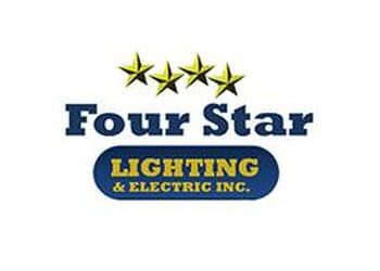 Lowell electrician Four Star Lighting and Electric, Inc.