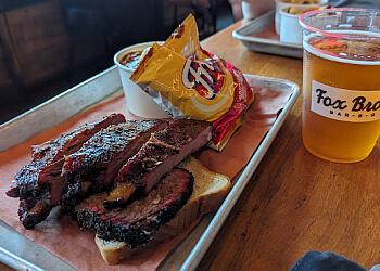 Atlanta barbecue restaurant Fox Bros Bar-B-Q