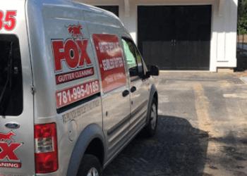 Worcester gutter cleaner Fox Gutter Cleaning Inc.