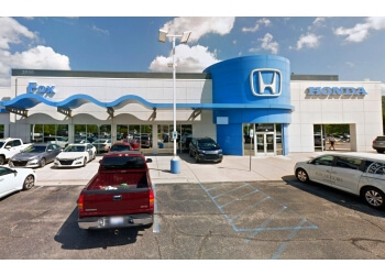 Grand Rapids car dealership Fox Honda
