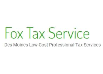 Des Moines tax service Fox Tax Service