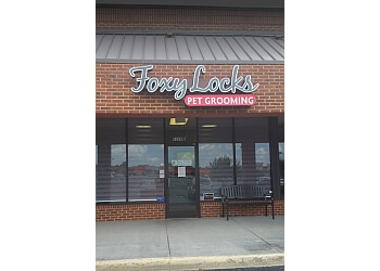 Knoxville pet grooming Foxy Locks Pet Grooming & Doggie Daycare