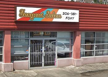 Seattle hair salon Foxycut salon
