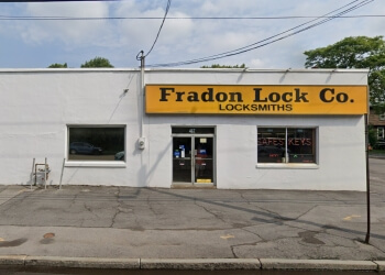 Syracuse locksmith Fradon Lock Co Inc.