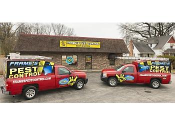 Toledo pest control company Frame's Pest Control, Inc.