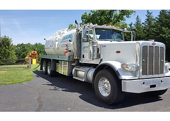 Philadelphia septic tank service Franc Environmental Inc.